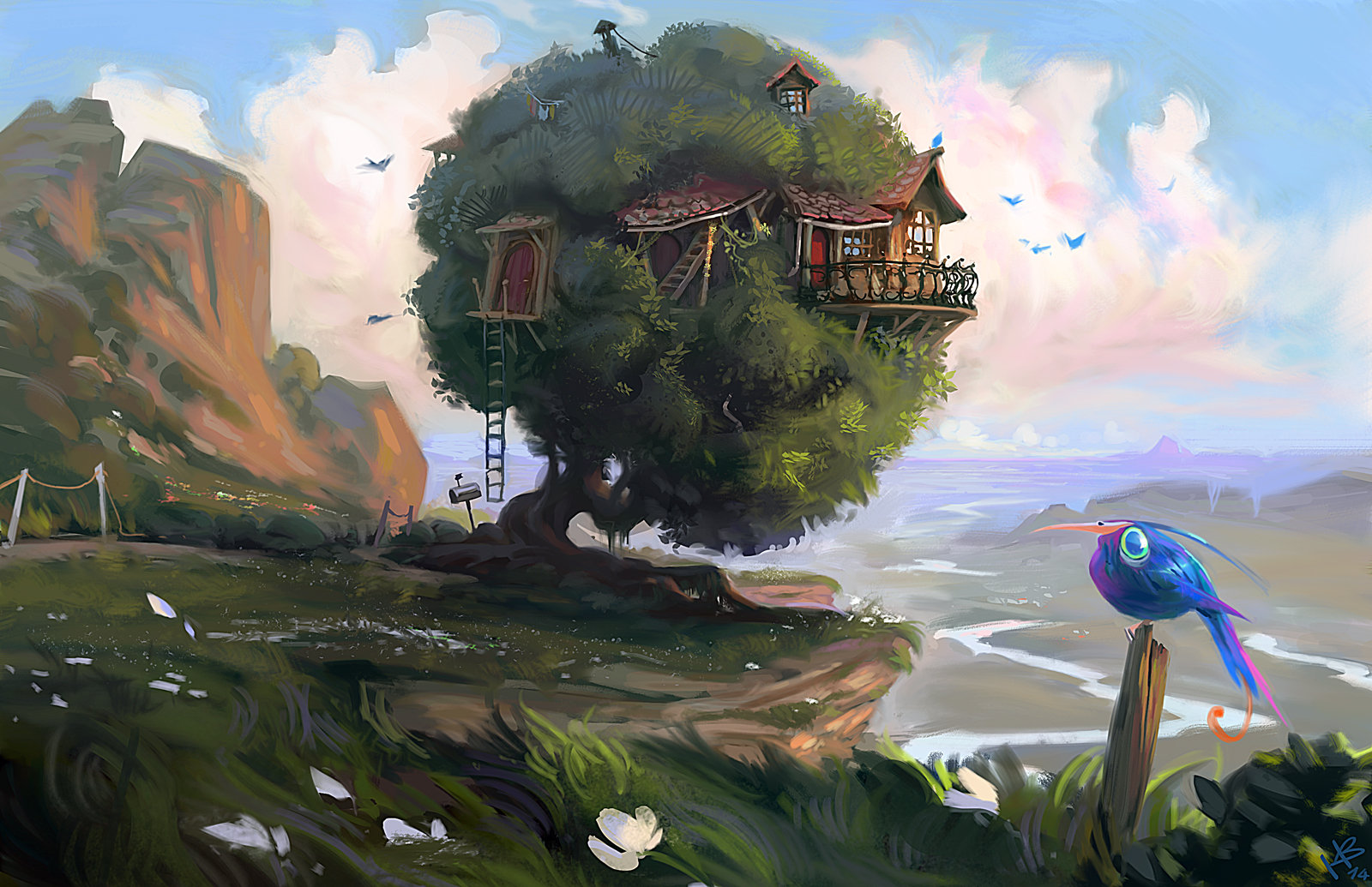 Treehaus2