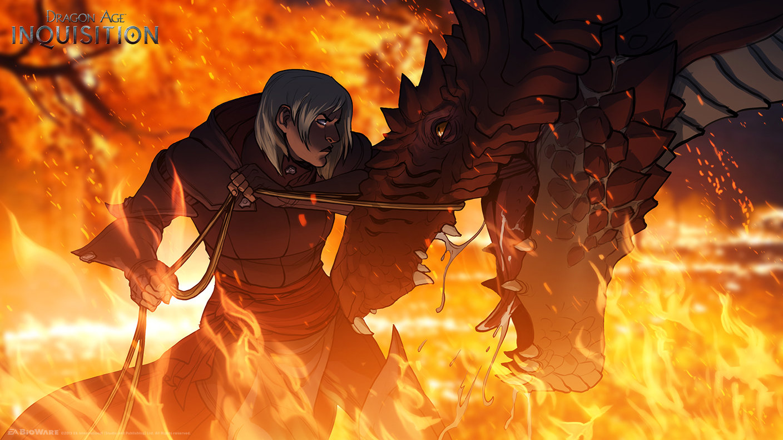 DA:I - Dragon Tamer