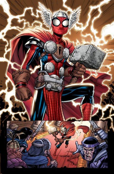 Ma  spider man 40  page 14 by david nakayama