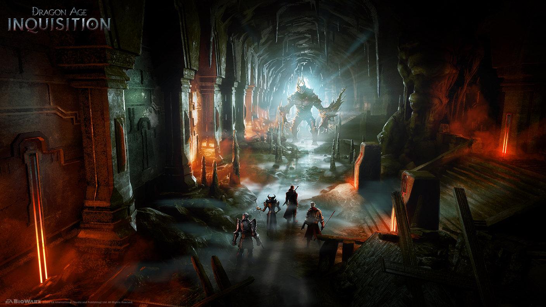 DA:I - Cave