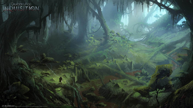 DA:I - Wilderness