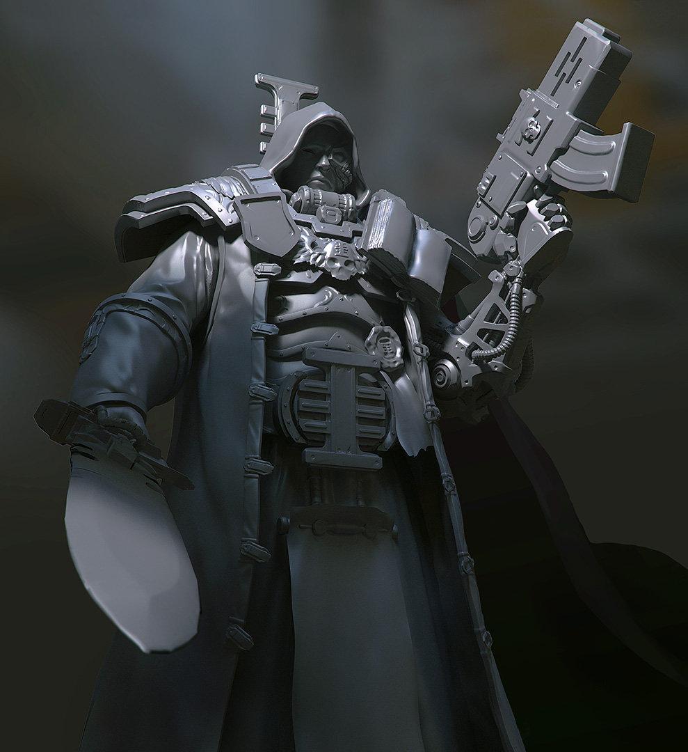 Inquisitor base