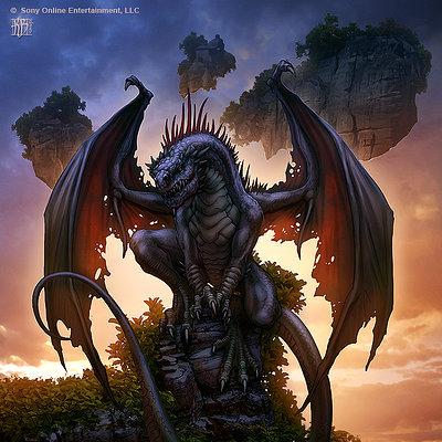 Soe lon set 11  doomsquall drake