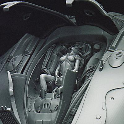 Skrobot final model open2