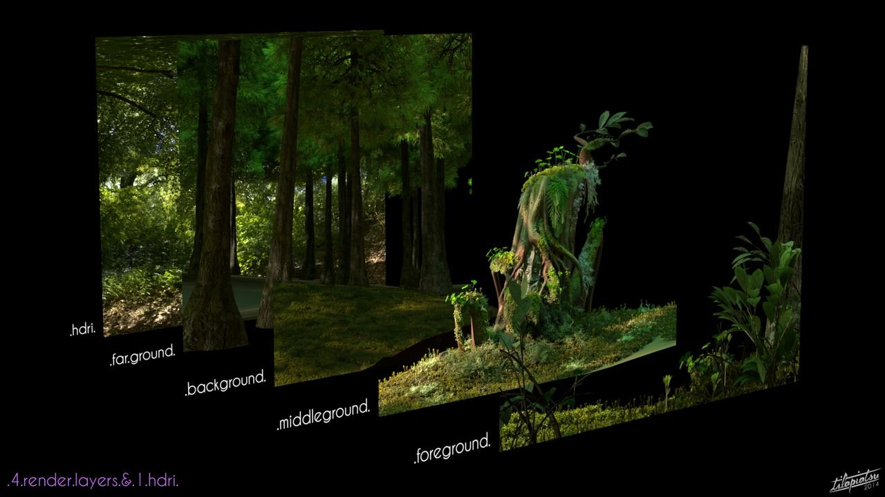 Enchanted tree wip10