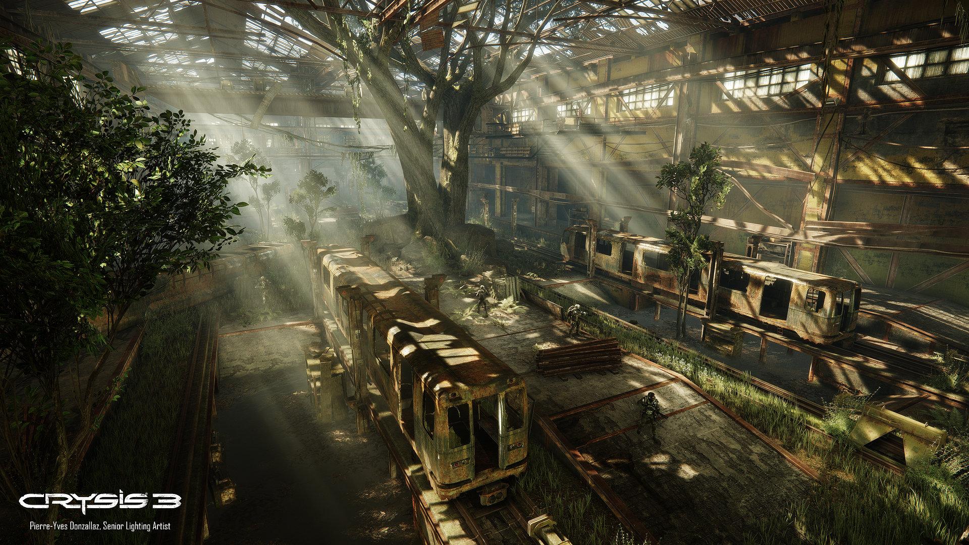 Environmental Artist Game Design