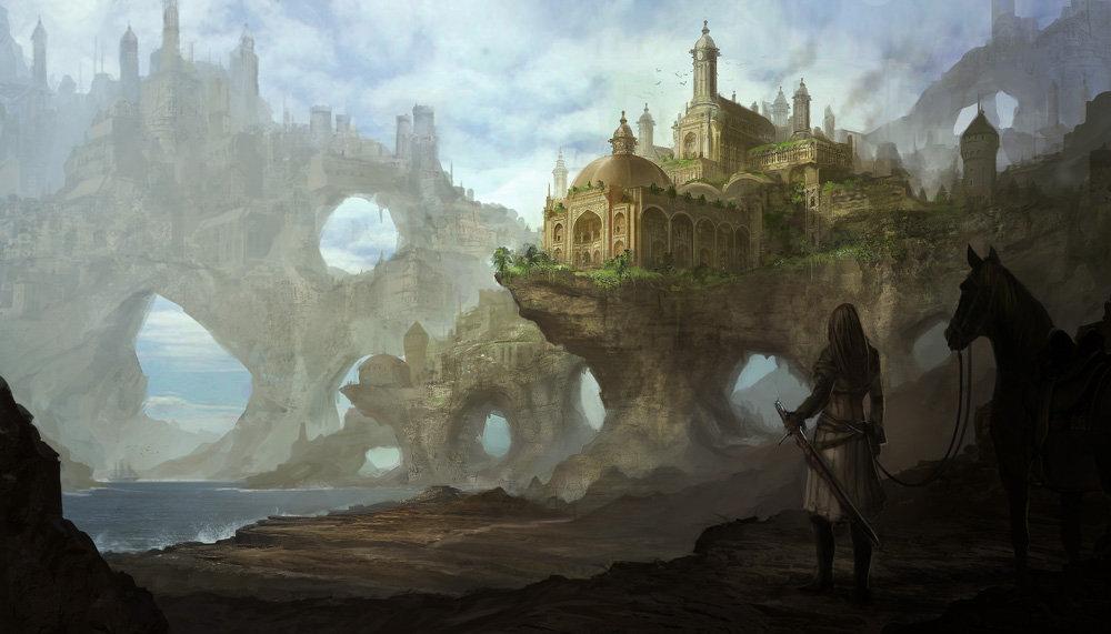 Kingdom on the cliffs