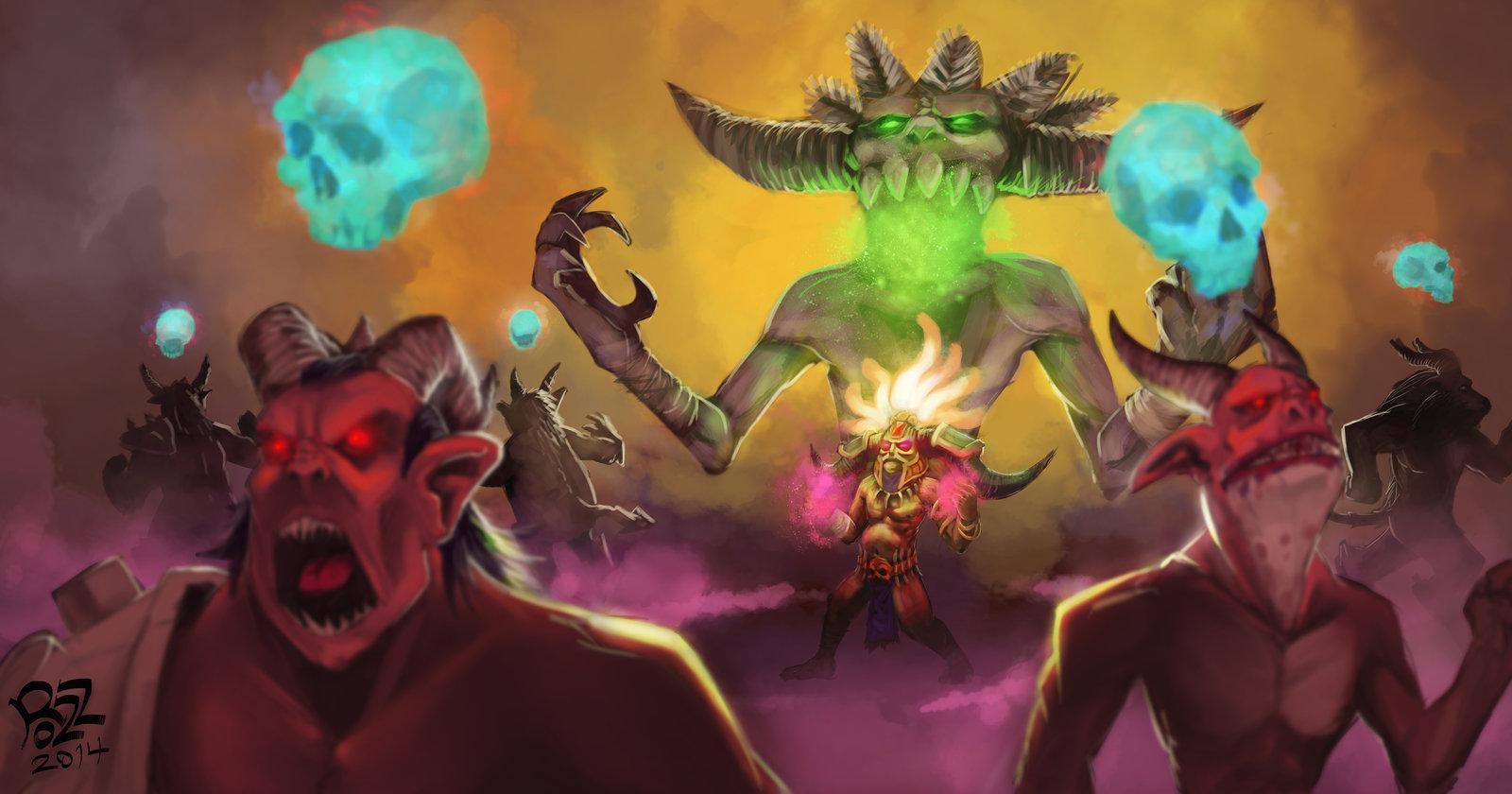 deviantart Diablo contest