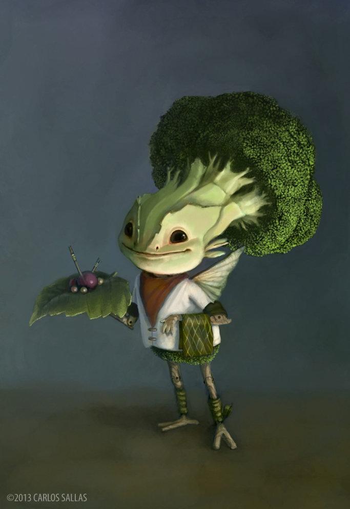 Broccoli Fairy