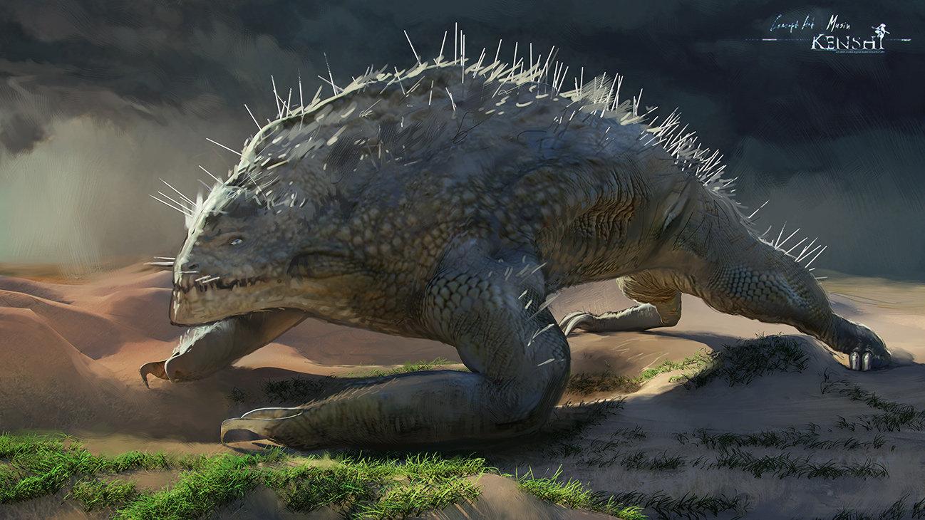 Desert Creature Concept