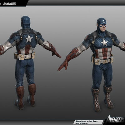 Chrisbennett captainamerica gamebody