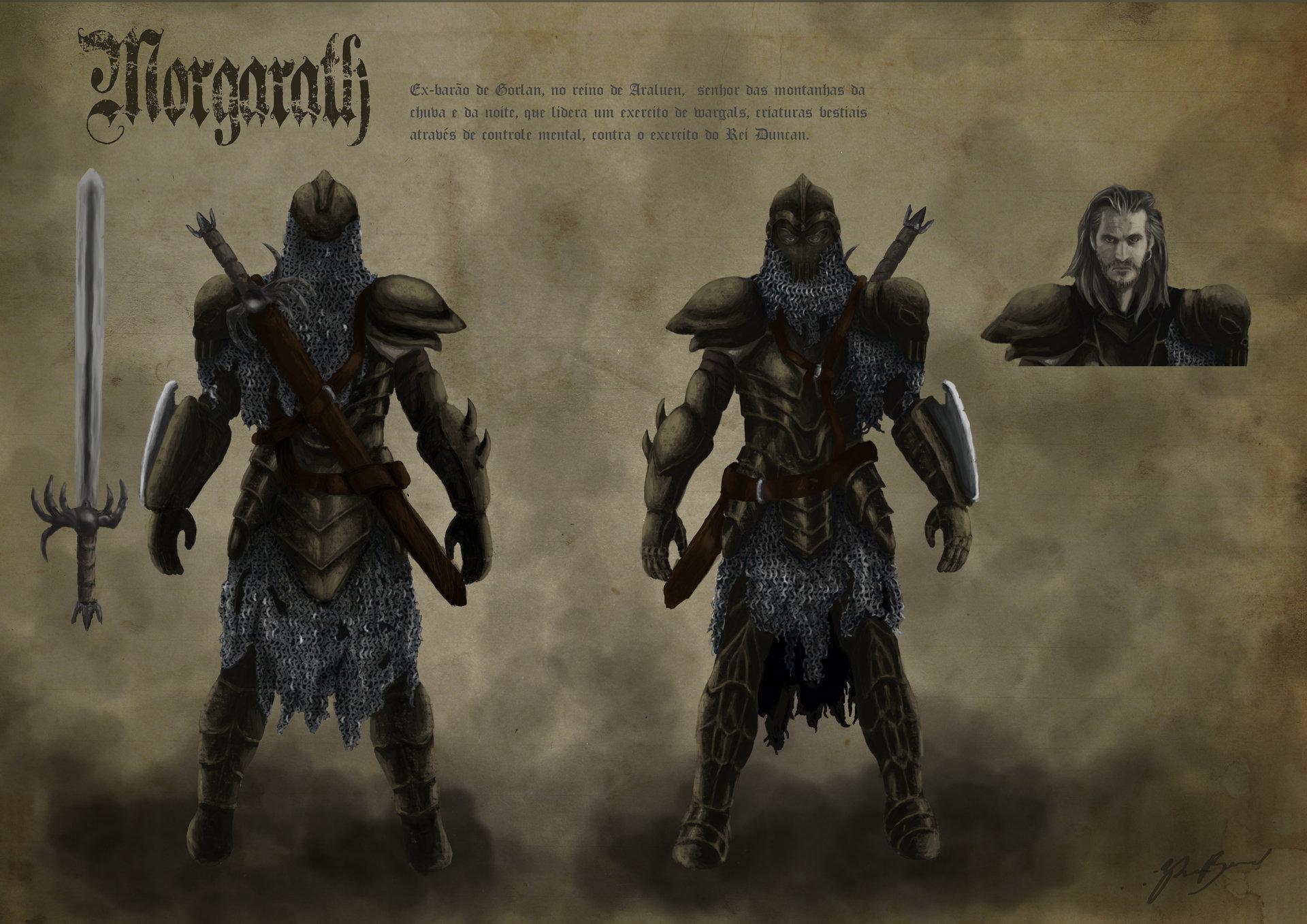 Morgarath