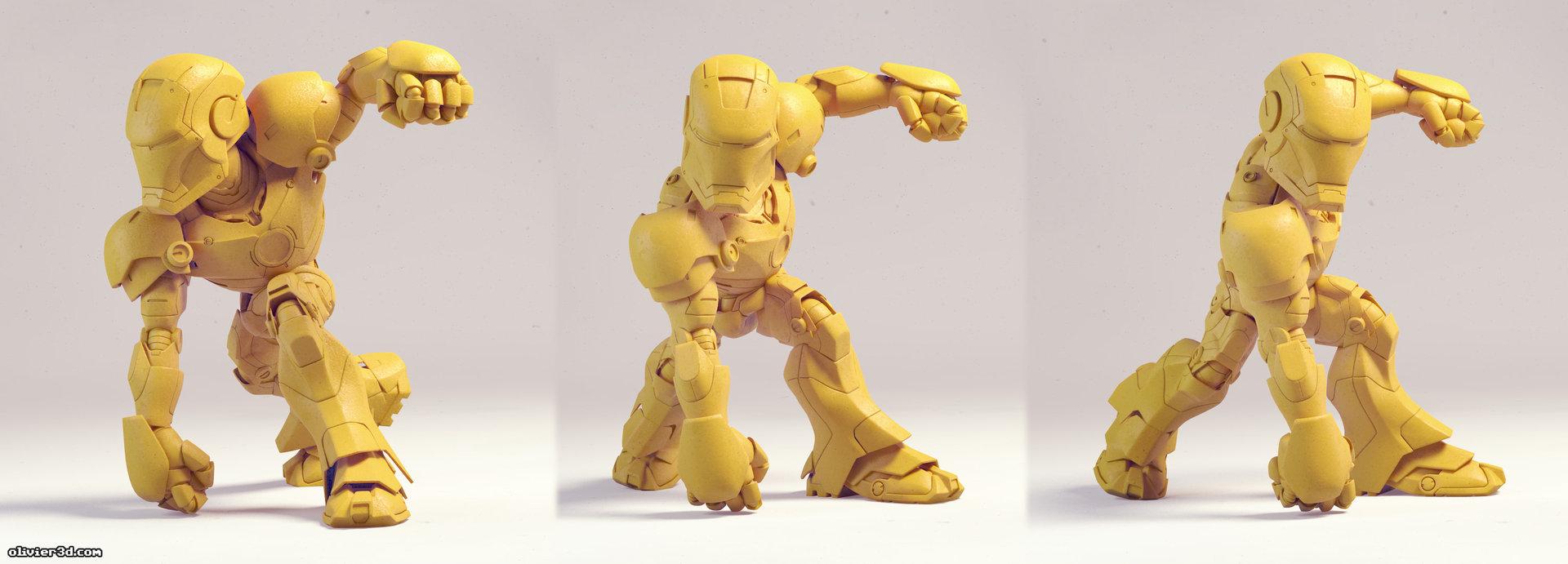 Ironman mk3