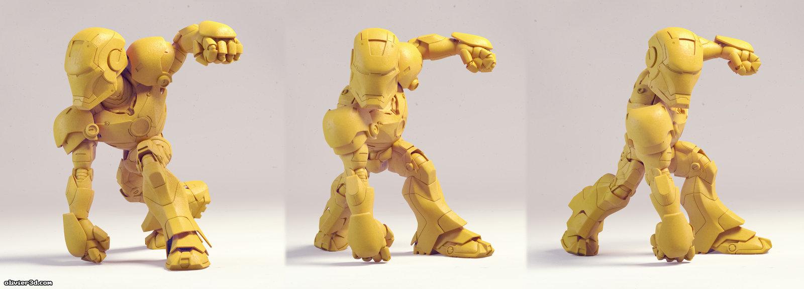 Ironman MK-III