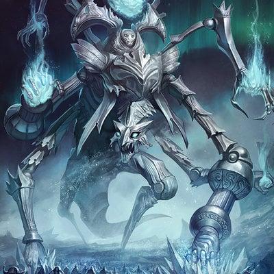 Silver god advanced