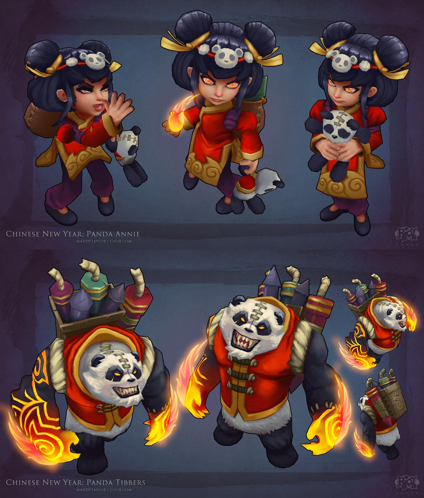 Panda annie   tibbers pose by missmaddytaylor d5sgsfo
