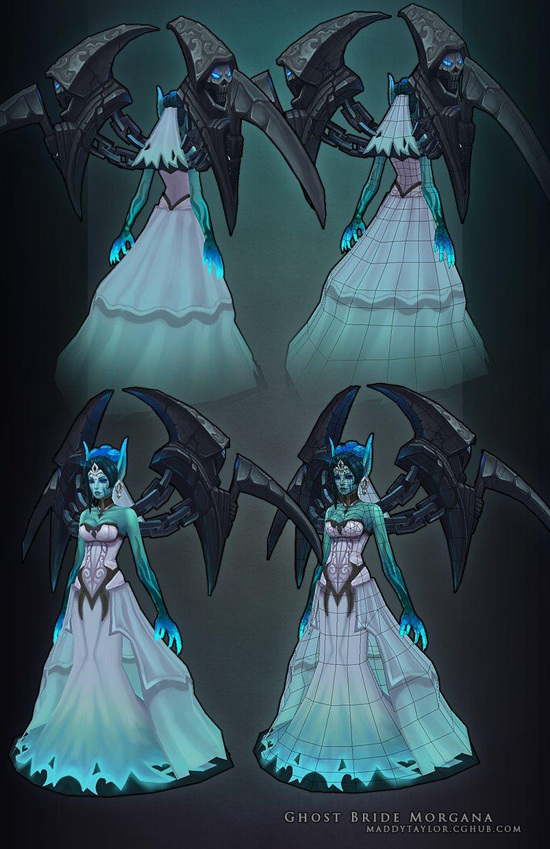 Ghost bride morgana breakdown by missmaddytaylor d6a2l6n