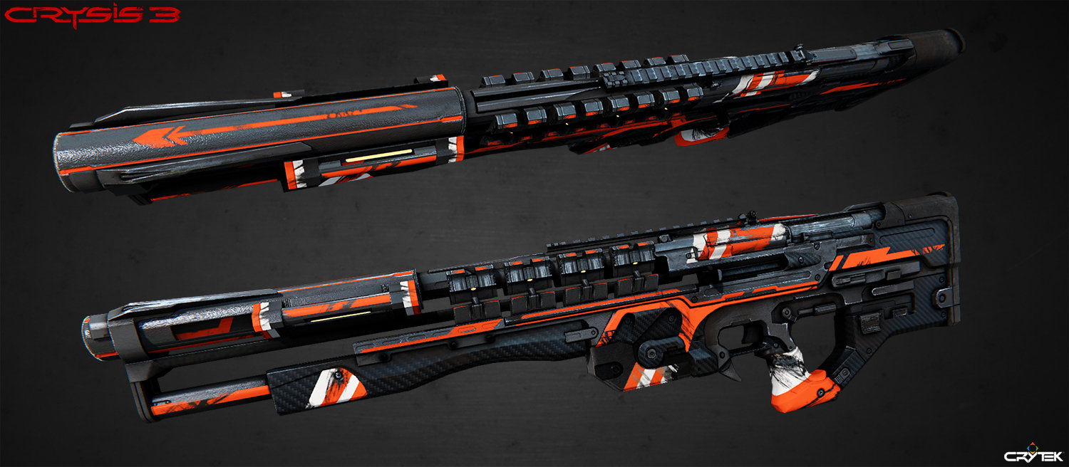 Gauss rifle