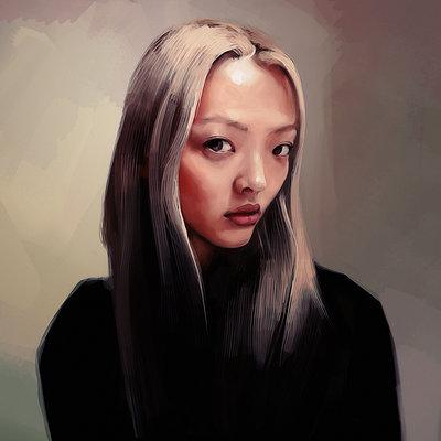 Rila fukushima portrait