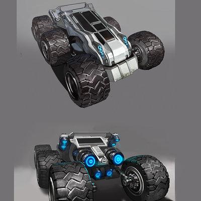 Moon rover final