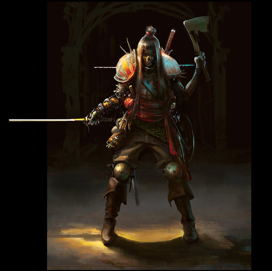 Pirate Ninja Zombie