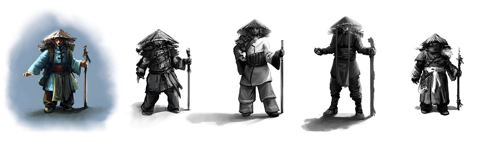 Wanderer Character Exploration