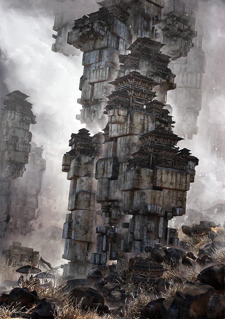 ruins of han