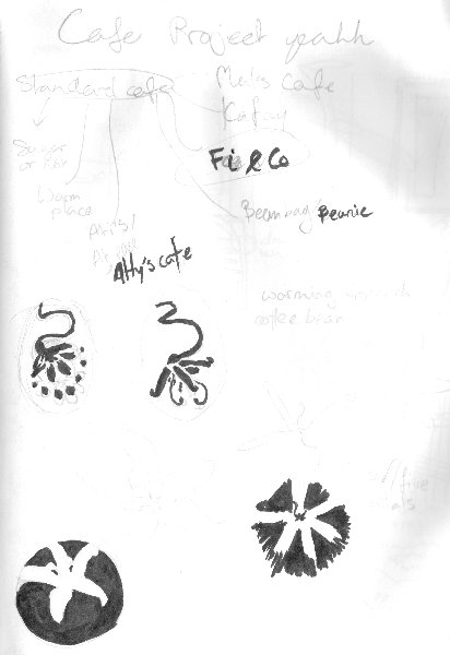 Caffe logos