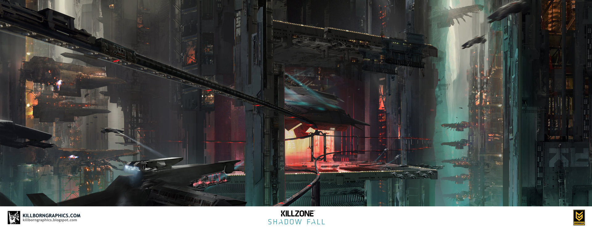 Killzone shadowfall canyon