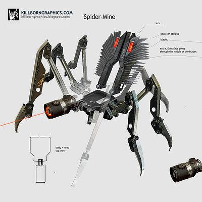 Spidermine final