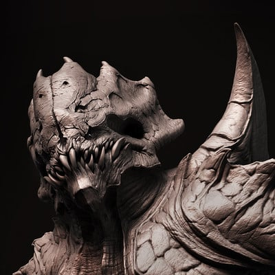 Kaiju3dw  render3