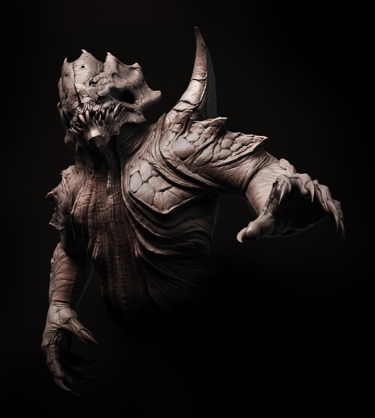 Kaiju - 3DWorld Mag