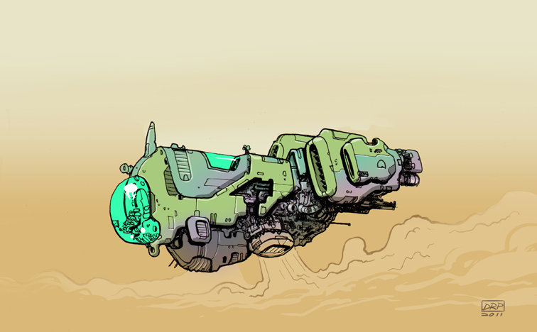 Long Range Lander