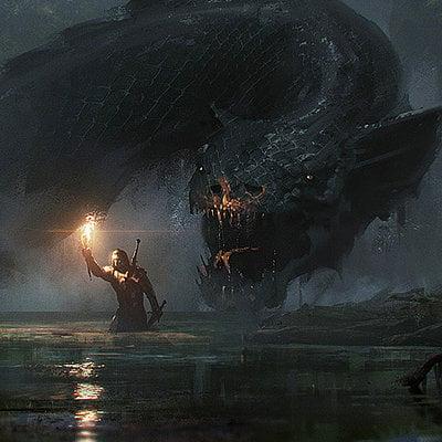 Grzegorz rutkowski swamp ambush over 2 1400