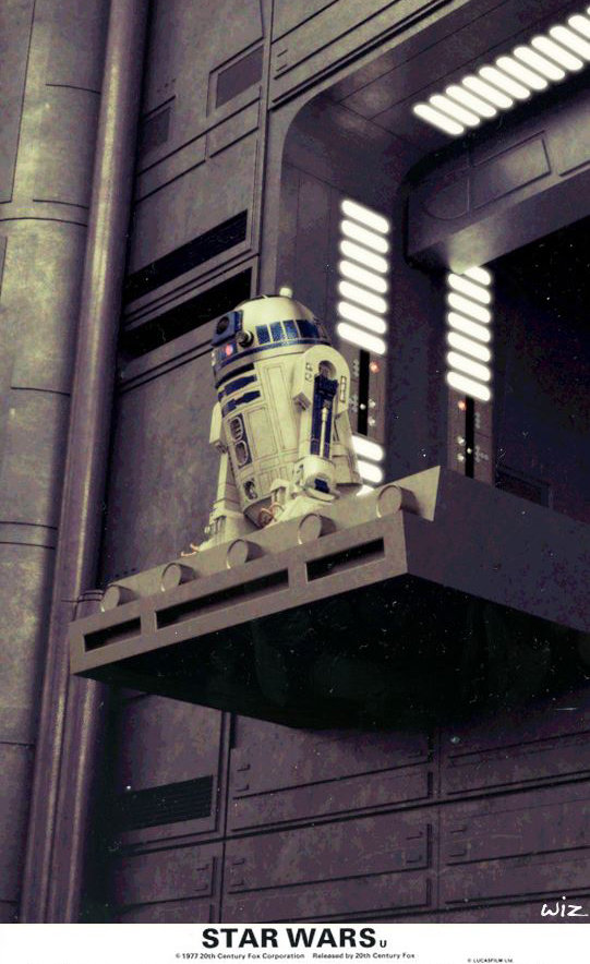 Paul johnson r2d2 deathstar