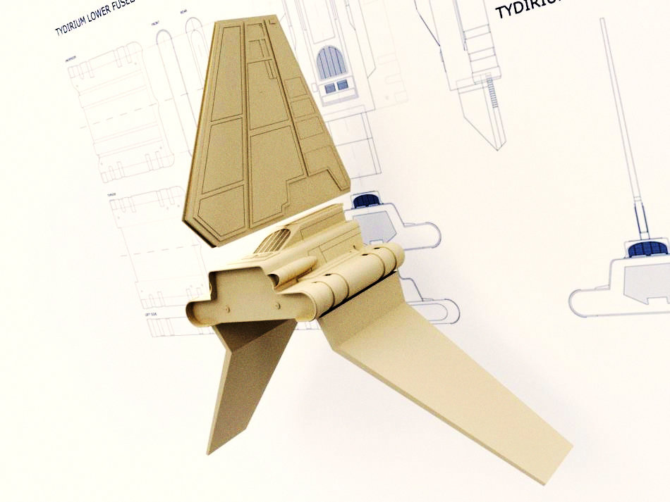 Paul johnson lambda shuttle 01