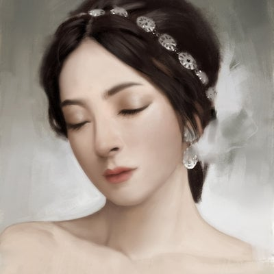 Lius lasahido korean girl