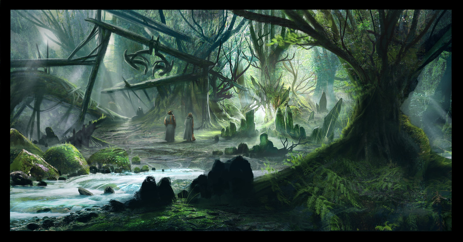 """""""The world of Oberon"""""""