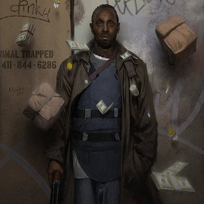 Milek jakubiec omar little by ethicallychallenged d7lxamg