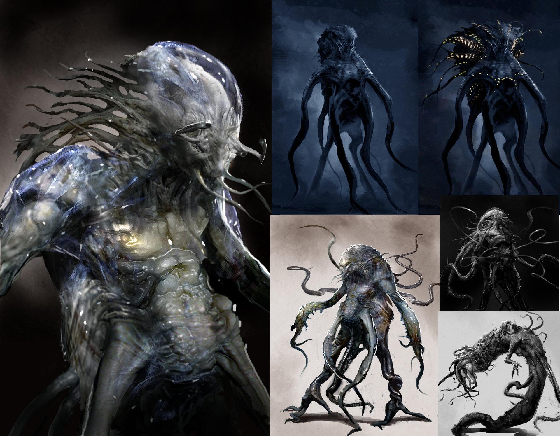 Daren horley alien1