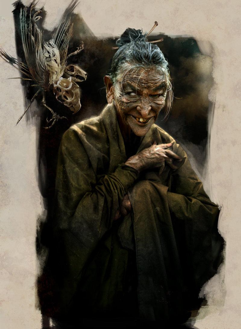 Daren horley witch