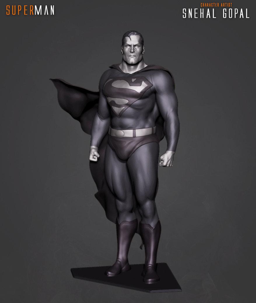 Snehal gopal superman front
