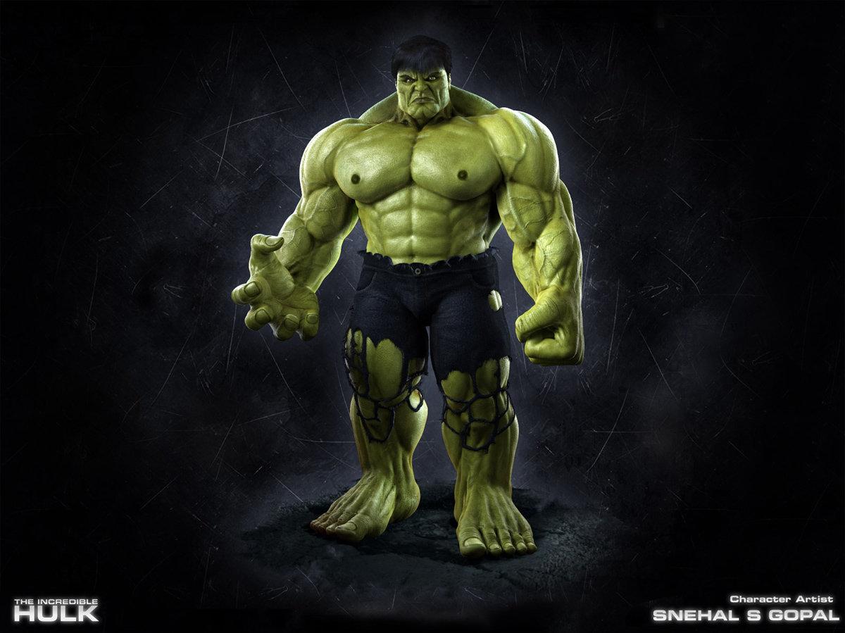 Snehal gopal 01 hulk beauty