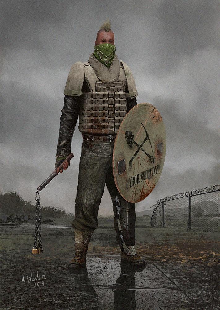 Milek jakubiec slaver concept 01