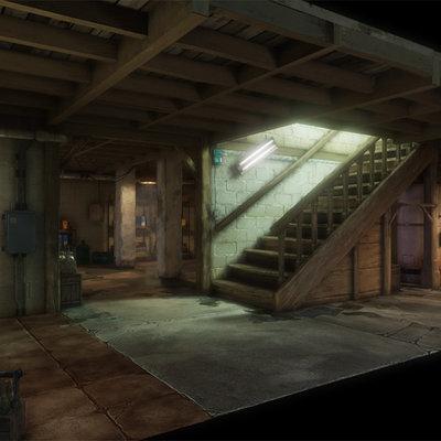 Jeff severson basement