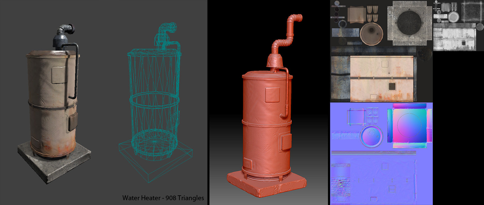 Jeff severson water heater
