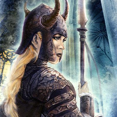 Murat gul femalewarrior