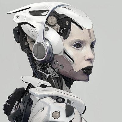 Darren bartley 2 cyborg