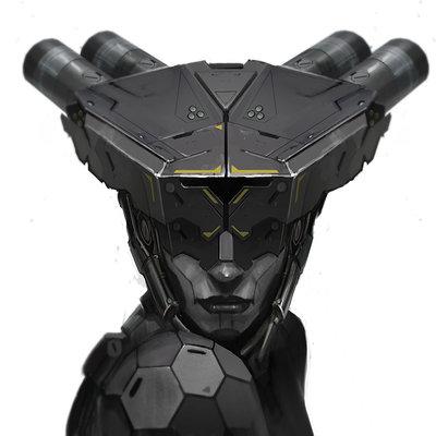 Darren bartley cyborg 3