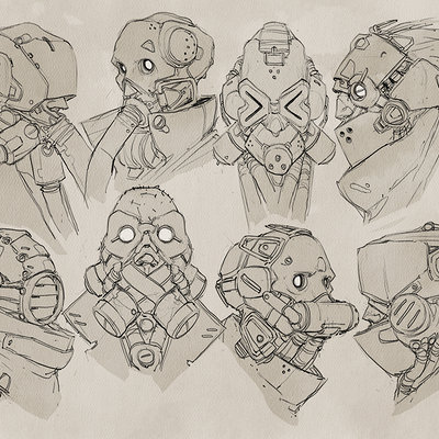 Darren bartley masks